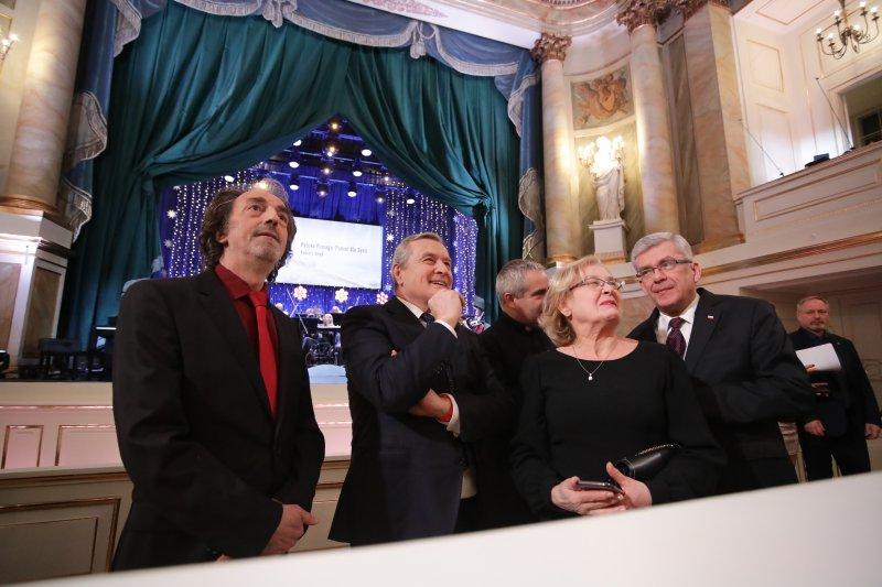Koncert Polska Pomaga