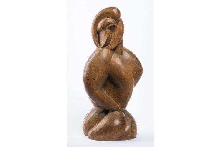 Rzeźba Augusta Zamoyskiego