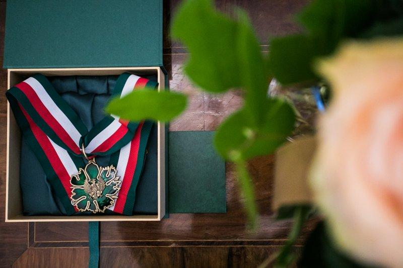 """Anna Malewicz-Madey z Medalem """"Gloria Artis"""" i Nagrodą Specjalną Ministra """""""