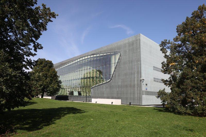 siedziba Muzeum POLIN