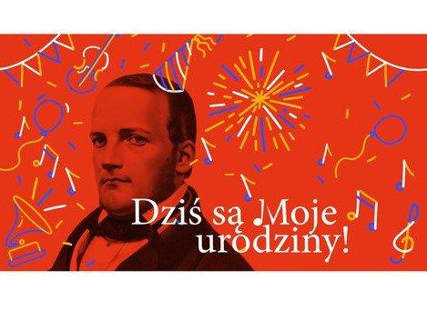 na zdjęciu Moniuszko