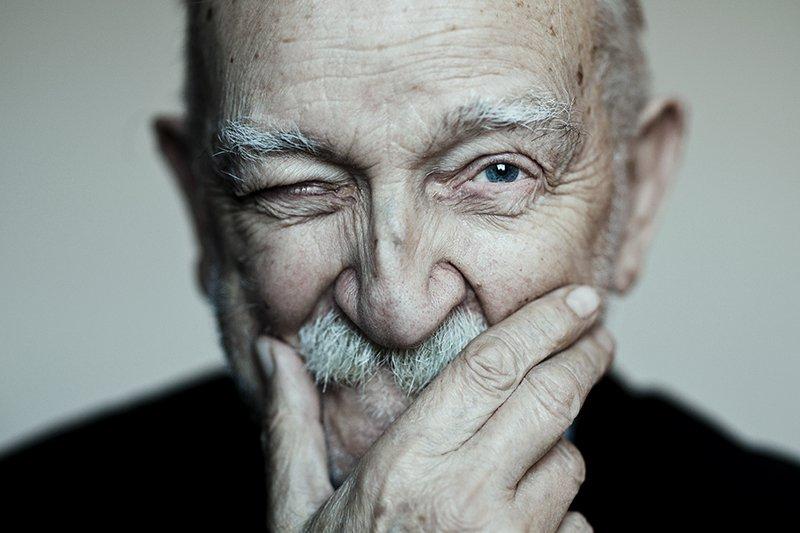 na zdjęciu Bogusław Schaeffer