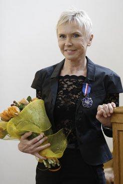 Uroczystość wręczenia Medali Zasłużony Kulturze - Gloria Artis. fot. Danuta Matloch