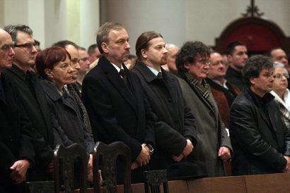 Pogrzeb Henryka Mikołaja Góreckiego