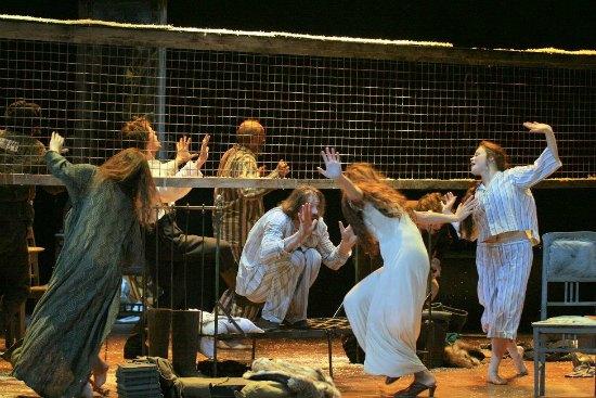 Współczesny teatr,  dramat i performans z Rosji