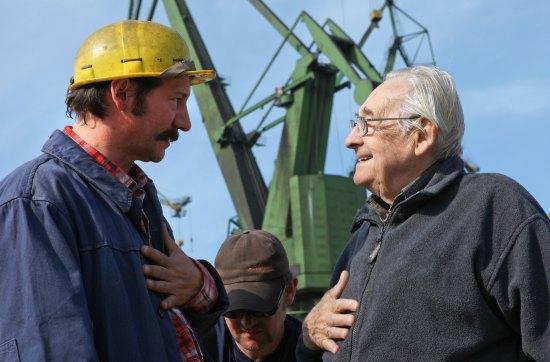 Na planie Wałęsa. Człowiek z nadziei - fot. Marcin Makowski