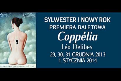 Plakat Coppelia