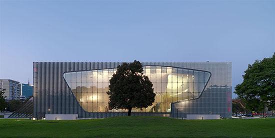Muzeum Historii Żydów Polskich,  fot. Wojciech Kryński