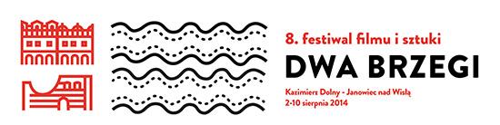 Baner 8. Festiwal Filmu i Sztuki Dwa Brzegi