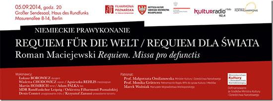 Requiem. Missa pro defunctis
