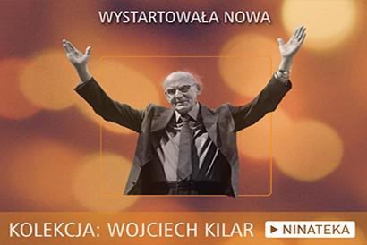 Ninateka - kolekcja Wojciecha Kilara - infografika