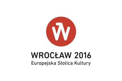 Logo Wrocław 2016 - Europejska Stolica Kultury