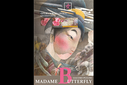 Plakat Madame Butterfly