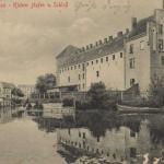 Labiau, obecnie Polesisk, Rosja. Widok na zamek (Bitner-Wróblewska A., Nowakiewicz T., Rzeszotarska-Nowakiewicz A.  2011, 275).