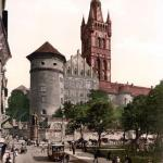 Königsberg, now Kaliningrad, Russia. View of the castle (T. Nowakiewicz 2008, 31, Fig. 16).