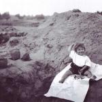Cmentarzysko w Żwirblach, obecnie Žvirbliai, Vilnius, Litwa. Badania w 1925 r. (G. Iwanowska 2006, tabl. CXXIX).