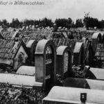 Wiłkowyszki/Vilkaviškis. Cmentarz żydowski przed 1915 r. (Na lewym brzegu Niemna 2006, ryc. 122).