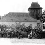 Kościół w Borszymmen, obecnie Borzymy, pow. ełcki, Polska (zbiory Instytutu Sztuki PAN w Warszawie).